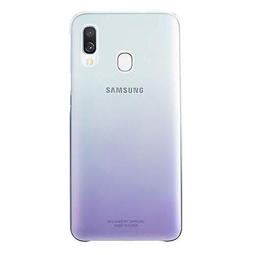 Gradation Cover für Galaxy A20e (EF-AA202) Violett
