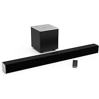Vizio SB3821-C6C 38 Inch 2.1 Sound Bar System  Renewed