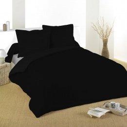 Lovely Casa hc34820015Alicia schwarz Baumwolle Bettbezug 240x 220cm