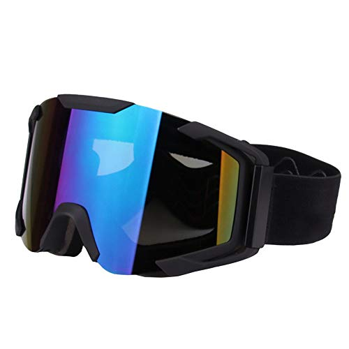 Joycaling Gafas de sol deportivas, gafas de esquí, gafas de esquí, gafas de patinaje, gafas de montar a prueba de viento, a prueba de polvo, deportes al aire libre, UV400 gafas para hombres y mujeres