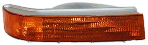 TYC 12-1469-01 Ford Front Passenger Side Replacement Parking/Signal Lamp Assembly