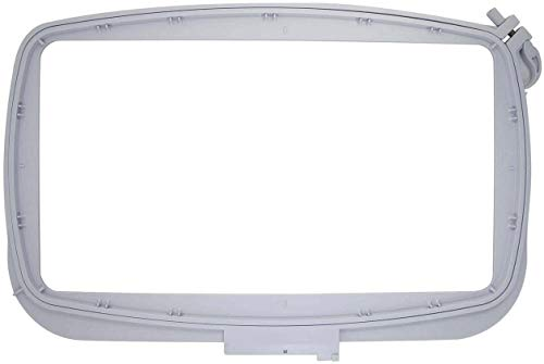 Embroidex Replacement Hoop Creative Deluxe Hoop #0412944502-360x200mm for Pfaff Creative Sensation, Creative Vision 4.0 4.5 5.0 5.5