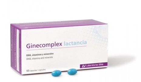 Ginecomplex lactancia