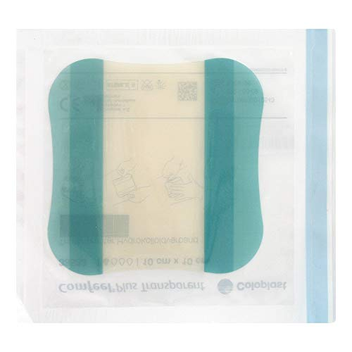 COMFEEL Plus transparenter Wundverb.10x10 cm 3533