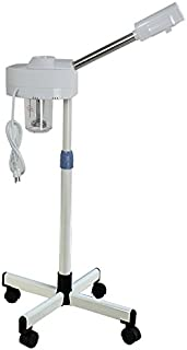 Facial Steamer On Wheels For Personal Home Salon Spa Skin Cleaning