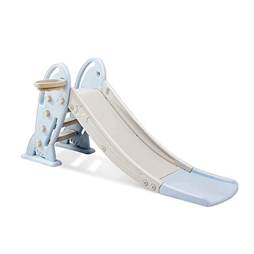Why Choose KMCMYBANG Slide Indoor Toddler Play Foldable Family Slide Playground Easy to Set Up,Ideal...