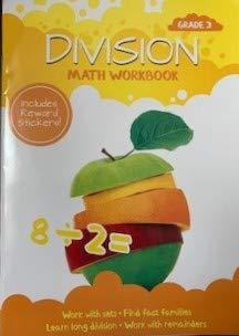 Unknown Binding DIVISION WORKBOOK GRADE 3 Book