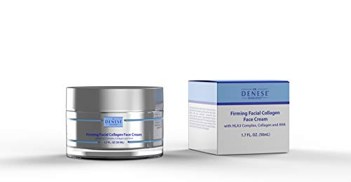 Dr. Denese Firming Facial Collagen Face Cream with Hydrating...