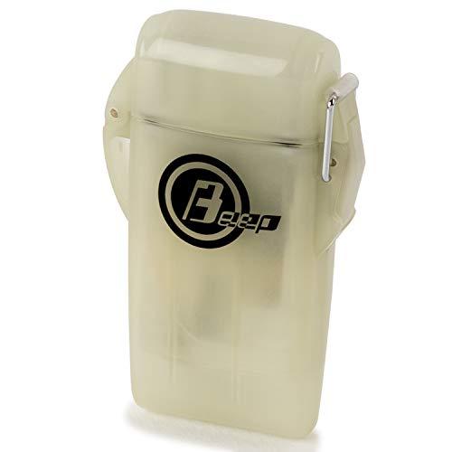 WINDMILL(ウインドミル) ライター ビープ9 ターボ 防水 耐風仕様 蓄光 クリア BE9-0005