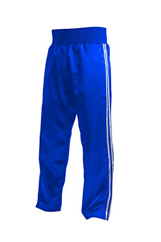 Adidas PFC03 Full Contact Climacool - Pantaloni da uomo, Blu, S (160 cm)