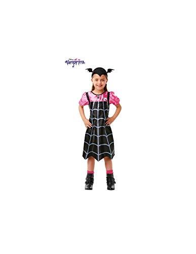 DISBACANAL Disfraz de Vampirina para niña - -, 3-4 años