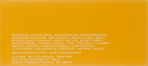 Jil Sander Sun woman by jil sander 75ml eau de toilette spray