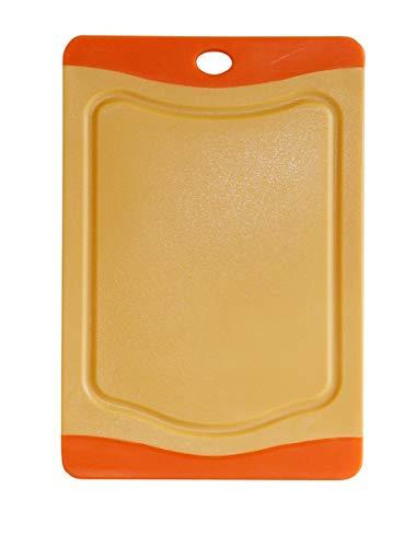 STONELINE 18147Tagliere, Plastica, Arancione/Rame, 20x 14cm