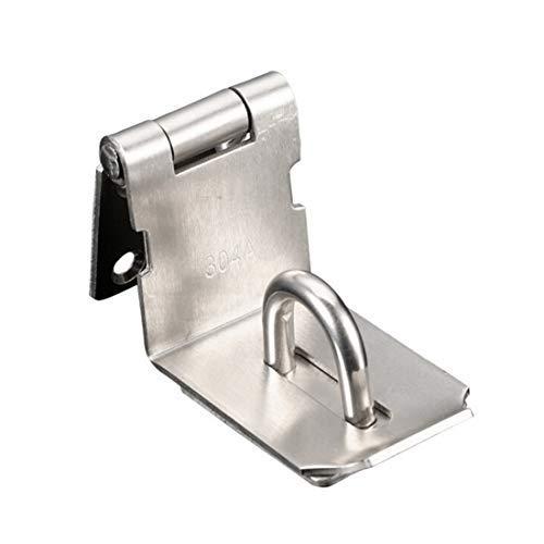 VWH Schrank Box Schnalle Schlossfalle Diebstahlsicherungen für Schiebetür Fenster Möbel Hardware Zubehör(A)
