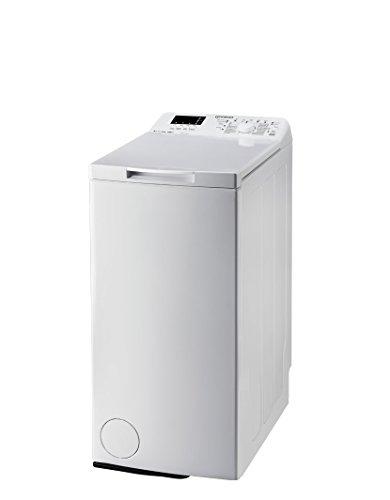 Indesit ITW D 61252 W DE Waschmaschine TL/A++ / 173,0 kWh/Jahr / 1200 UpM / 6 kg / 8926,0 L/Jahr / 15-min-Expressprogramm/Soft-Opening/weiß