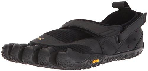 Vibram FiveFingers 18W7301 V-Aqua, Aqua Schuhe Damen, Schwarz (Black), 39 EU