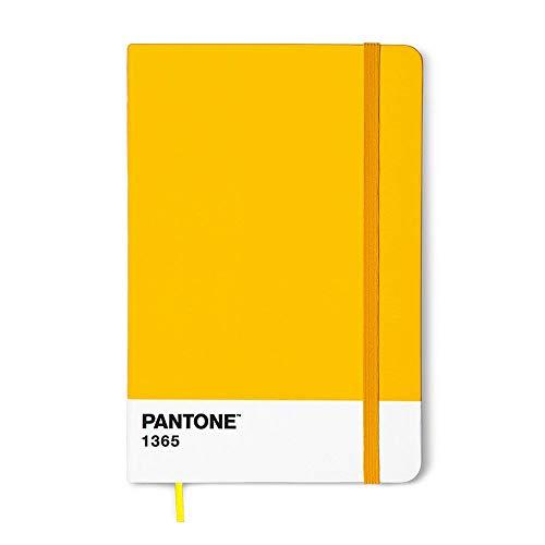 Sketchbook Linha Pantone Amarelo 1365 80 g/m² 14,0 x 21,0 cm com 160 Páginas Cicero