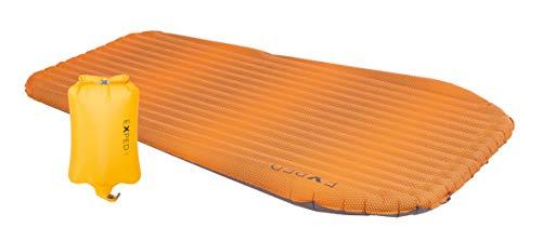 Exped Synmat HL Duo M Grau, Schaumstoff-Isomatte, Größe 183 cm - Farbe Orange - Grau