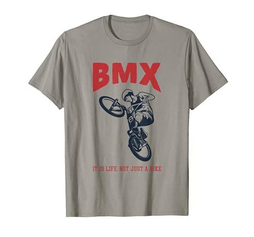BMX retrò vintage design jump idea regalo in stile bambino Maglietta