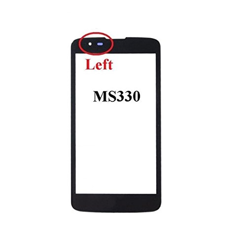 MrSpares Front Screen Outer Touch Glass Cover Panel Lens for LG K7