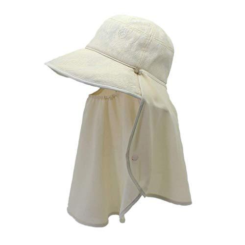 Damas Sombrero para El Sol Protección Solar De Sombrero Protector Verano para...