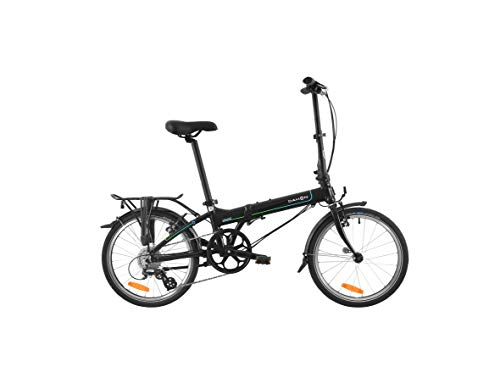 Dahon Mariner D8 Bicicletta pieghevole, Sport e Aria Libera, Nero