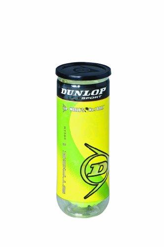 Dunlop Tennisball Mini Green, gelb/grün