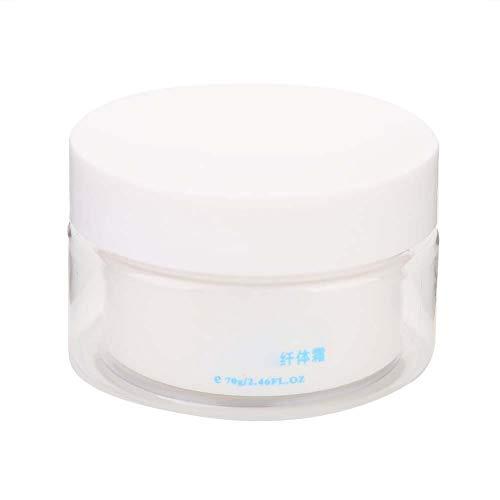 Crema de masaje anticelulítico, crema anticelulítica, crema adelgazante, crema corporal para pérdida de grasa en pierna y brazo 70g