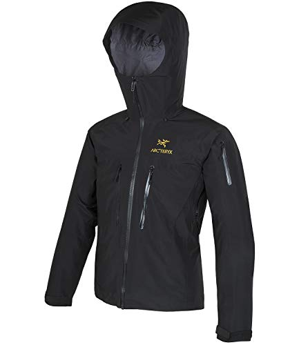 Arc'Teryx Herren Alpha sv Jacket Men's, 24K Black, M