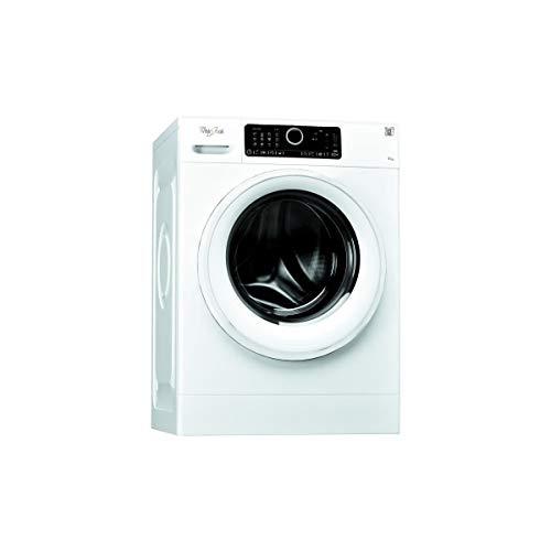 Whirlpool FSCR70410 Independiente Carga frontal 7kg 1400RPM A+++ Blanco - Lavadora (Independiente, Carga frontal, Blanco, 1,2 m, 7 kg, 1400 RPM)