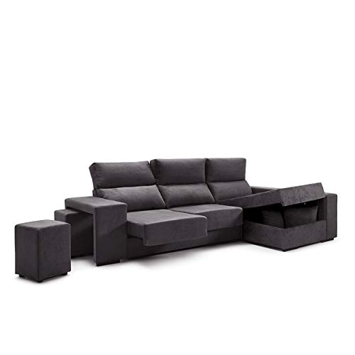 Sofás Cheslong 3 Plazas Marca Home Heavenly