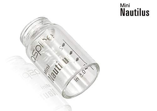 Aspire Nautilus MINI Spare Replacement Pyrex Glass Tank Tube by MjL
