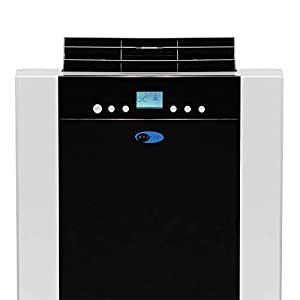 Whynter ARC-14SH 14,000 BTU Dual Hose Portable Air Conditioner with Heater with Storage Bag