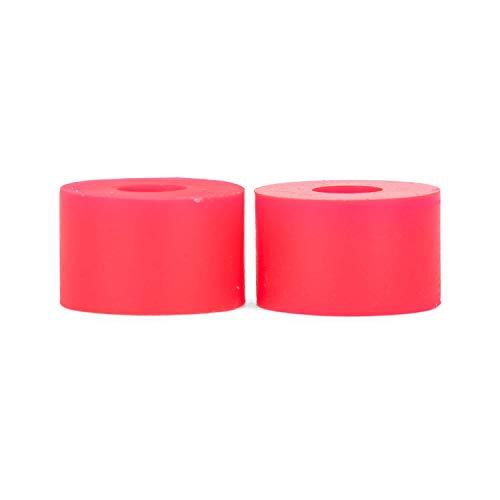 Sunrise Skateboards Gummies Longboard Bushings Double Barrel Lenkgummis 85A - 95A Verschiedene Härten (95A pink - Hard)