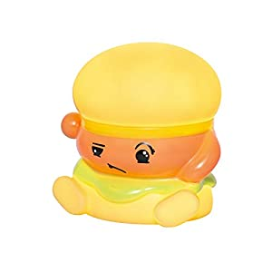 Cute Night Lights for Kids Soft Hamburger Lights for Toddler Baby Rechargeable Touch LED Lamps for Nursery Breastfeeding Perfect Girls Boys Gifts Cool Children Bedrooms Decor Newborn Essentials
