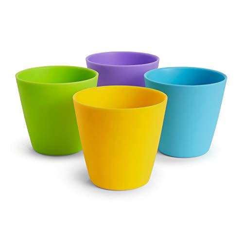Munchkin - Bicchieri per bambini, confezione da 4