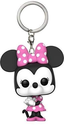 Funko 21771 Schlüsselanhänger Figur Disney: Minnie, unisex-child