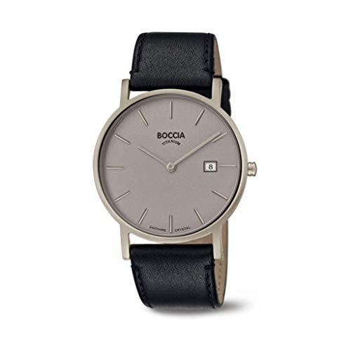 Boccia titanium horloge voor heren 3637-01