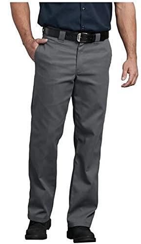 Dickies Men's 874 Flex Work Pant, charcoal, 36W x 32L