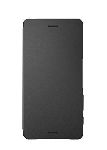 Sony SCR54 - Funda con solapa para Sony Xperia XA, negra