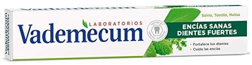 VADEMECUM Gummi Zahnpasta 75 ml