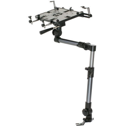 Bundle Deal Mobotron MS-526 Heavy-Duty Laptop Mount + Screen Stabilizer