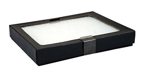 SE JT925 Bildschirmbox mit Glasdeckel