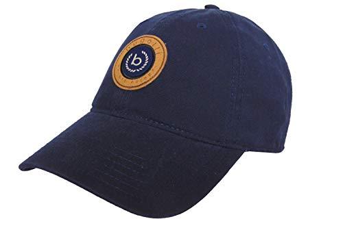 Bugatti Basecap Cap Front Big Sign Logo We Are Europe Baseballcap Baumwollcap dunkelblau B763 (Gr.57 - M, 19 - Dunkelblau)