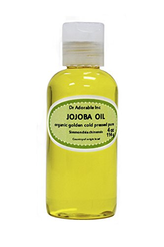 JOJOBA OIL Golden Pure & Organic You Pick Size (4 oz)