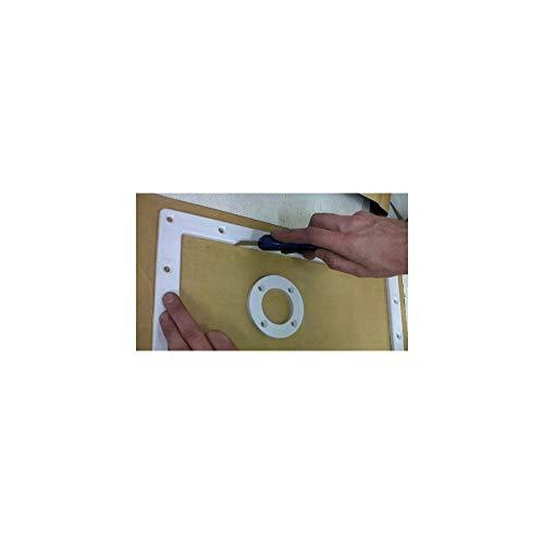 Kit 4 plaques de joints autocollants