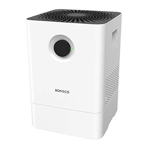Boneco Luftbefeuchter Luftwäscher W200, 28.8 W, 230 V, Weiß