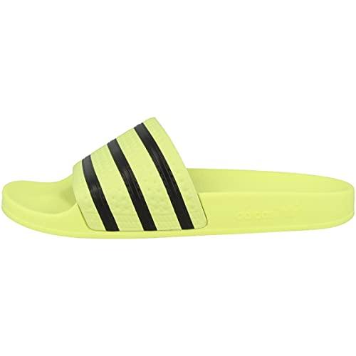Adidas Schuhe Adilette W Ice Yellow-Ice Yellow-Core Black (CM8494) 37 Gelb