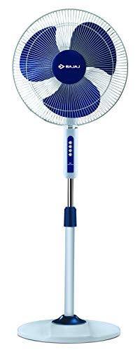 Bajaj Neo-Spectrum 400 mm Pedestal Fan (Blue)