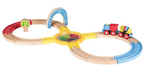 Playtive Junior Mis primeros ferrocarriles a partir de 1,5 años - 22 piezas